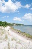 Goehren,Ruegen Island,baltic Sea,Germany Royalty Free Stock Images