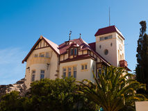Goerke House in Luderitz Royalty Free Stock Photography