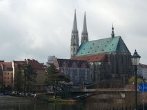 Goerlitz Royaltyfri Bild
