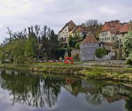 Goerlitz, Duitsland Stock Afbeeldingen