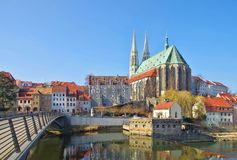 Goerlitz Peterschurch Royalty Free Stock Image