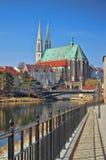 Goerlitz Peterschurch Royalty Free Stock Image