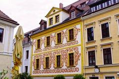 Goerlitz Tyskland Arkivbilder