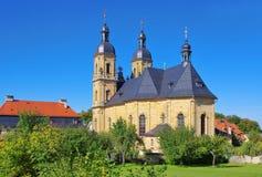 Goessweinstein church Royalty Free Stock Photo
