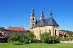 Goessweinstein church Stock Image