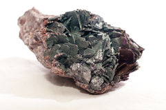 Goesthite or goethite, kyanite Stock Photos
