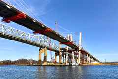 Goethals-Brücke Lizenzfreies Stockfoto