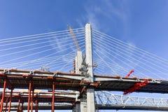 Goethals-Brücke Lizenzfreie Stockbilder