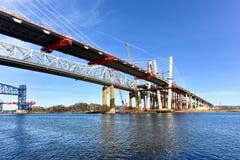 Goethals-Brücke Lizenzfreie Stockfotos