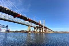 Goethals-Brücke Stockbild