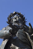 Goethe Denkmal Weimar Stockbilder