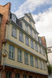 Goethe House Royalty Free Stock Photos
