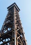 Goethe Kontrollturm, Frankfurt Deutschland Lizenzfreie Stockfotos