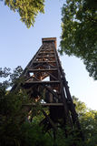 Goethe tower frankfurt germany Royalty Free Stock Photography