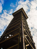 The Goethe Tower in Frankfurt, Germany Royalty Free Stock Image