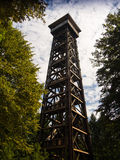 The Goethe Tower, Goetheturm, in Frankfurt, Germany Stock Photography