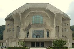 Goetheanum Royalty Free Stock Photography
