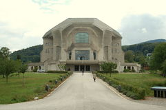 Goetheanum Stock Foto's