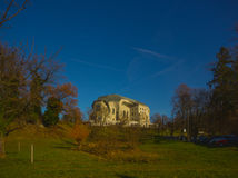 The Goetheanum, located in Dornach (near Basel), Switzerland Stock Photos