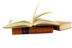 Goethes Bücher Lizenzfreies Stockbild