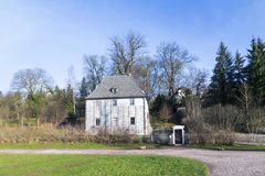 Goethes Garden House at Park an der Ilm in Weimar, Germany Royalty Free Stock Image