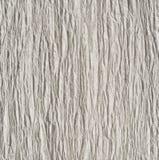 goffered серая бумажная белизна текстуры Стоковое фото RF