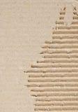 Gofruje kartonu papier obrazy royalty free