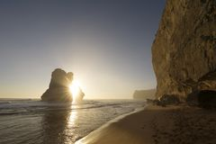 Gog и Magog, большая дорога океана, Австралия Стоковые Фото