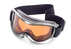 Goggles. Sun-goggles on a white background Stock Image