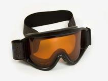 goggles maskerar skidar Royaltyfri Foto