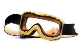 goggles skidar Royaltyfri Fotografi