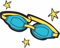Goggles Swim Royalty Free Stock Photography