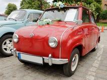 Goggomobil T250 1955, 1969 - zdjęcie stock