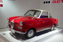 Goggomobil TS 250 Coupe Royalty Free Stock Photos