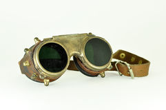 gogle steampunk Zdjęcie Stock