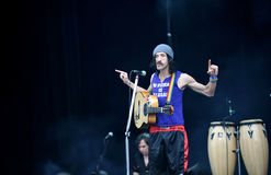 Gogol Bordello Stock Photo