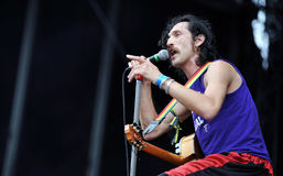 Gogol Bordello Stock Photography