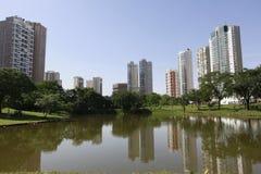 Goiania goias, Brasilien Arkivfoto