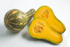 Goianinha Pumpkin. Cucurbita moschata Royalty Free Stock Photography