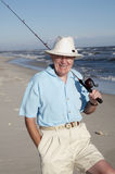 Going Fishing Royalty Free Stock Photography