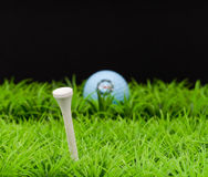 Going Golfing Stock Images
