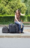 Going on holiday Royalty Free Stock Photography