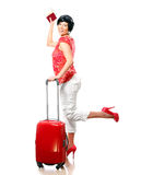 Going on holidays! Stock Photography