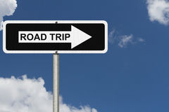 Going on a road trip Stock Images