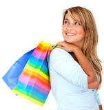 Going shoping Stock Image