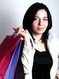 Going shopping Royalty Free Stock Image