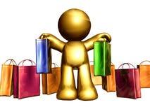 Going shopping Stock Photo