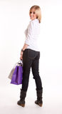 Going shopping Royalty Free Stock Photo