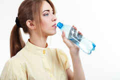Going to drink Stock Photo