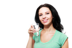 Going to drink Stock Image